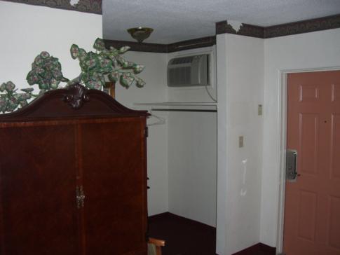 Doppelzimmer im Budget Inn St. Petersburg