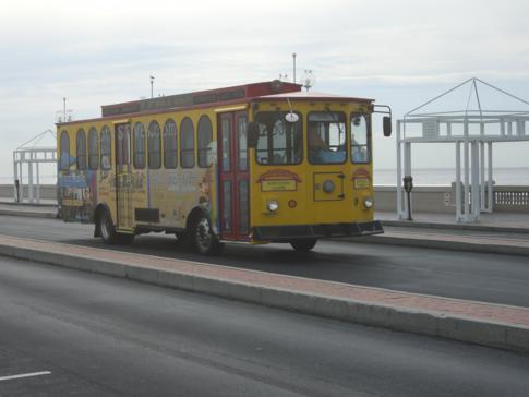 Der Looper Trolley, perfektes und günstiges Fortbewegungsmittel für die Stadt