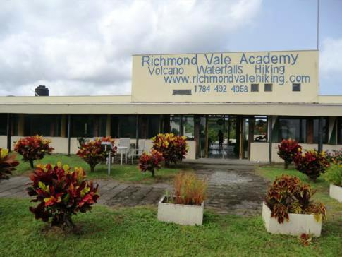 Das Richmond Vale Nature and Hiking Center im Norden von St. Vincent