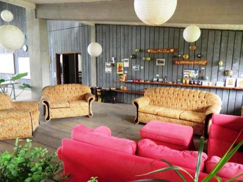 Lounge und Aufenthaltsraum in der Richmond Vale Academy
