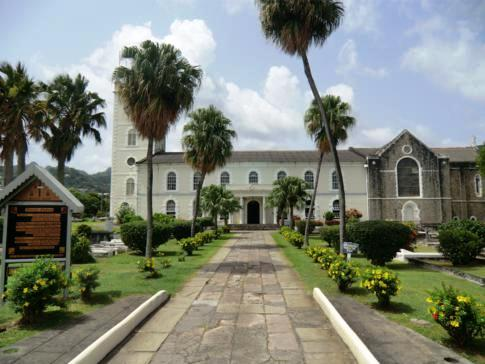 Die Kingstown Anglican Church