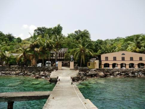 Besuch in der Wallilabou Bay, Drehort von Fluch der Karibik