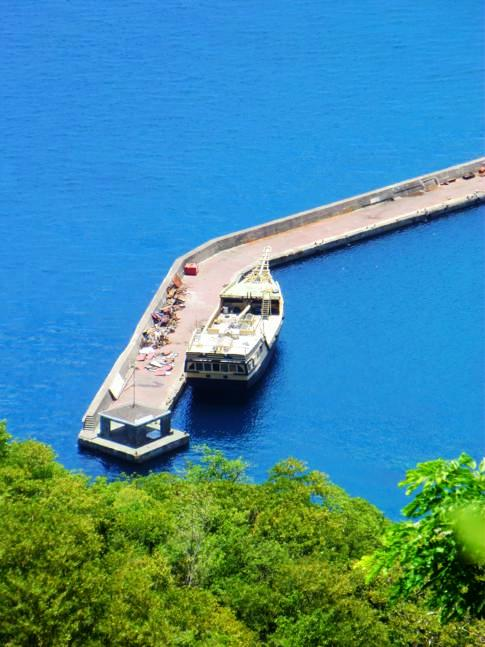 Die Black Pearl aus Fluch der Karibik