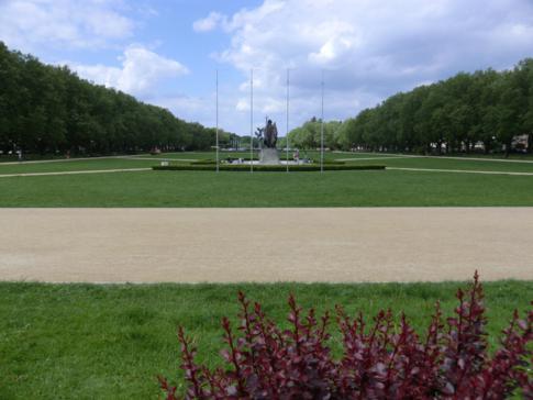 Jasne Blonia, eine der vielen Grünanlagen in Stettin