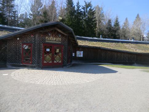 Das Nationalparkhaus informiert über jeden Nationalpark in Schweden