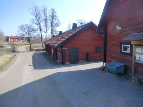 Das Dorf Tyresta im gleichnamigen Nationalpark, nur eine halbe Stunde von Stockholm entfernt