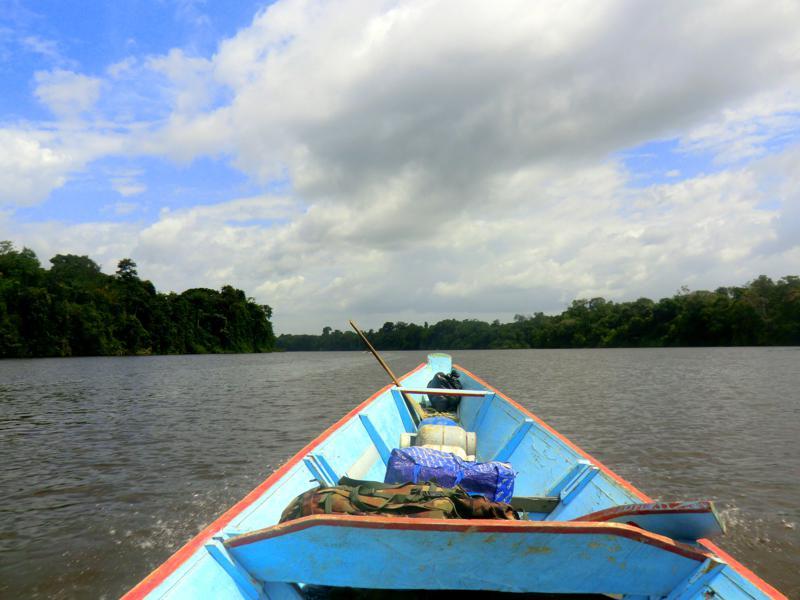 Ausflug nach Pikiseei – das Leben der Ureinwohner Surinames