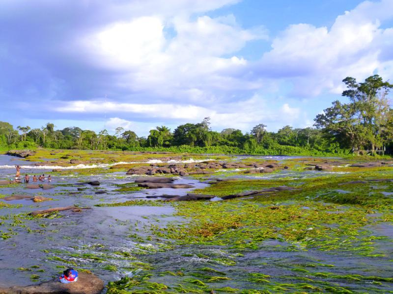 Die Taprawatra Falls, ein schöner Ausflug vom Pingpe Jungle Resort