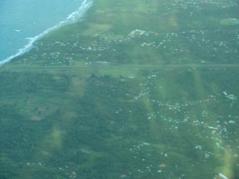 Der Pearls Airport in Grenada, Vorgänger des Maurice Bishop International Airport
