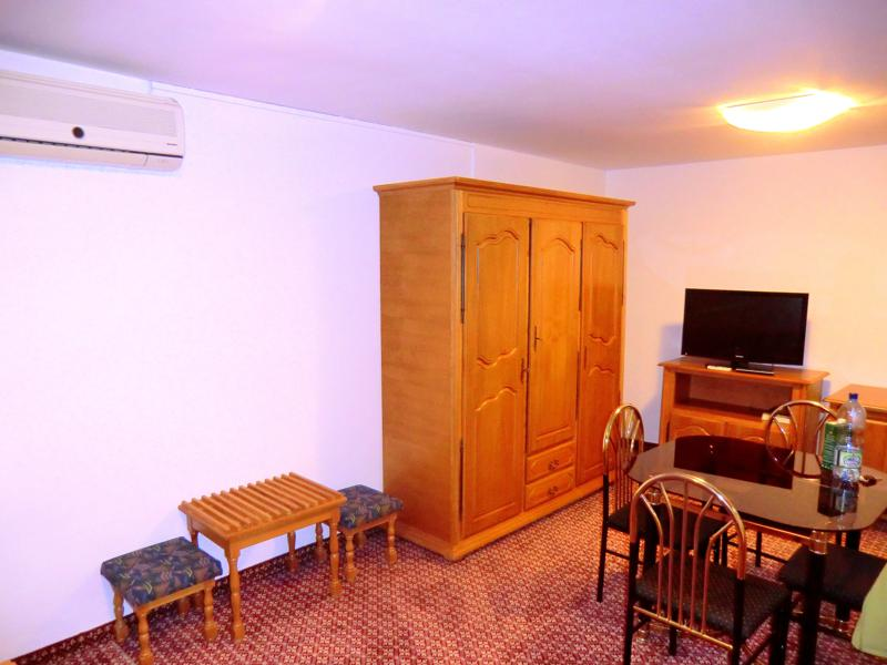 Unsere Apartment-Suite im Hotel Darina in Targu Mures
