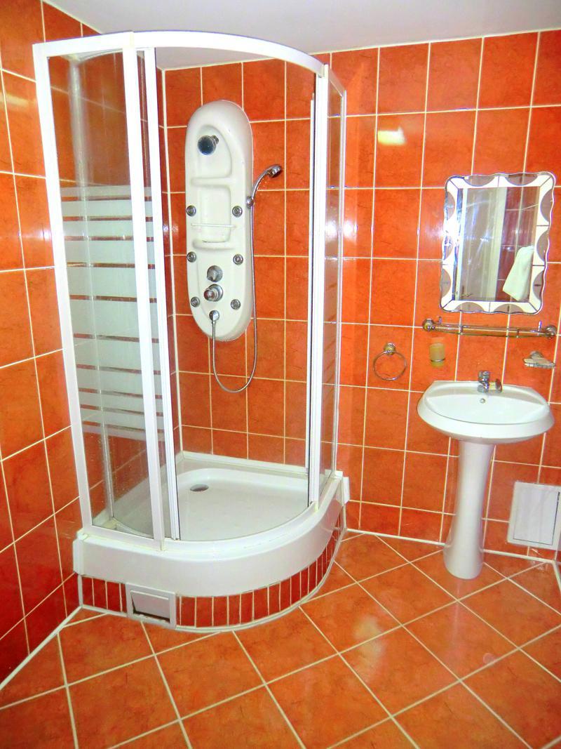 Unsere Apartment-Suite im Hotel Darina in Targu Mures