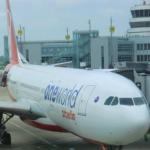 Ein Bericht über einen Flug mit Air Berlin von Düsseldorf nach Curacao