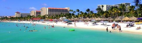 Reisebericht über die Karibik-Insel Aruba