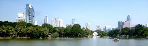 Reisebericht über Bangkok, die Hauptstadt von Thailand