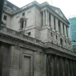Kleiner Bericht über einen Besuch in der Bank of England in London