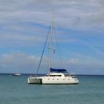 """Ein erlebnisreicher Katamaran-Ausflug auf Barbados mit der """"Good Times"""""""