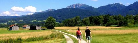 Reisebericht über Wanderungen und Biergärten in Benediktbeuern