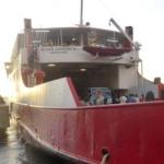 Ein kleiner Bericht über die Fährfahrt zwischen Kingstown (St. Vincent) und Port Elizabeth (Bequia)