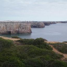 Der südwestlichste Punkt von Europa, das Cabo de Sao Vicente