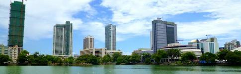 Reisebericht und Travel-Guide über Colombo, die Hauptstadt von Sri Lanka