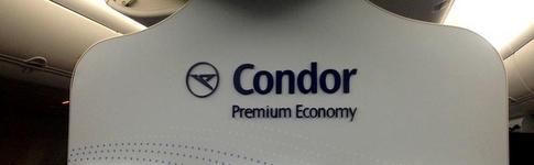Bericht über den Flug mit Condor in der Premium Economy Class von Frankfurt nach Santo Domingo