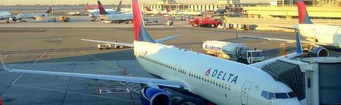 Flugbericht über Delta Airlines von Santo Domingo via New York nach Las Vegas