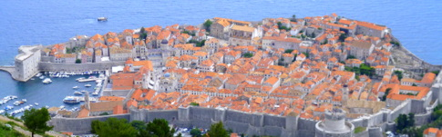 Bericht über unseren Besuch in Dubrovnik in Kroatien