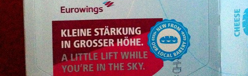 Flugbericht über meinen Flug mit Eurowings, ausgeführt von Air Tanker