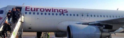 Im Best-Tarif, der Premium Economy Class von Eurowings, von München nach Punta Cana