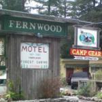Hotelbewertung über das Fernwood Motel in Big Sur