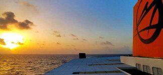 Bericht über Ferries del Caribe von San Juan in Puerto Rico nach Santo Domingo in der Dominikanischen Republik