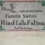 Eine Hotelbewertung zum Riad lalla Fatima in Fez, Marokko