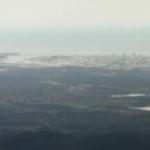 Blick vom Foia auf die portugiesische Küste