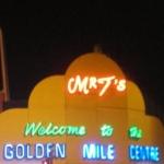 Die Golden Mile als Hauptattraktion von Blackpool