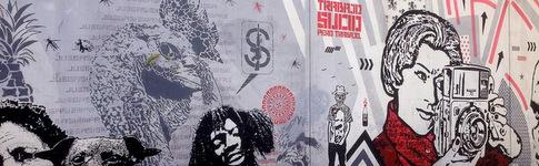 Meine Erfahrungen über die Street Art Tour in Bogota