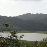 Der Grand Etang Lake im gleichnamigen Nationalpark auf Grenada
