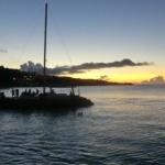 Eine Bewertung zum Fish Friday in Gouyave sowie der Katamaran-Fahrt dorthin