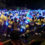 Bericht über den Monday Night Mas Umzug beim Spicemas 2012 in Grenada