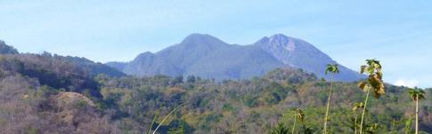 Wanderung auf den Gunung Egon in Flores
