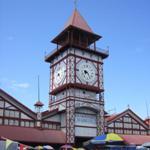 Bericht über meinen Aufenthalt in Georgetown, Guyana