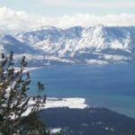 Das Skigebiet Heavenly am Lake Tahoe an der Grenze zwischen Kalifornien und Nevada