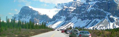 Bericht über den Icefields Parkway in Kanada mit dem Wohnmobil