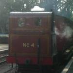 Eine erlebnisreiche Fahrt mit der Isle of Man Steam Railway