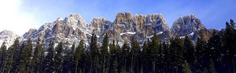 Reisebericht über Kanada im Winter zwischen Calgary und Kelowna