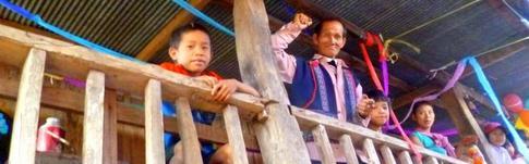 Reisebericht über den schwer erreichbaren Osten von Myanmar rund um Kengtung und Tachileik