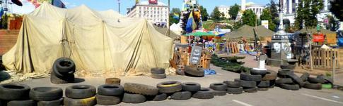 Reisebericht über meinen Besuch in Kiew mit Schwerpunkt Maidan