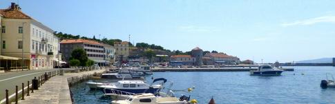 Bericht über unsere Reise mit dem Mietwagen durch Kroatien