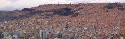 Reisebericht über La Paz, die größte Stadt von Bolivien