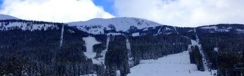 Testbericht über das Skigebiet Lake Louise im Westen von Kanada