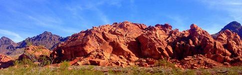 Bericht über unsere Fahrt zum Lake Mead und zum Valley of Fire